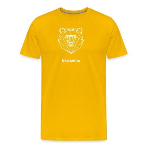 Bearsøme Hoodie - Mannen Premium T-shirt