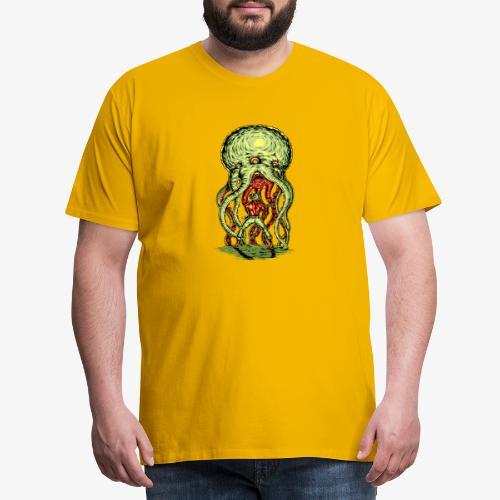 Attaque extraterrestre - T-shirt Premium Homme