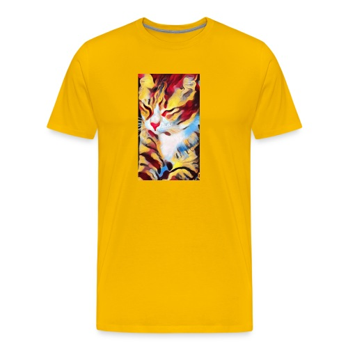 Streetcat Honey - Männer Premium T-Shirt