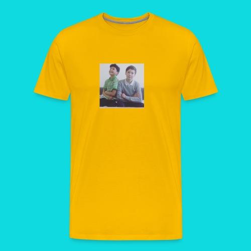 Yakonic T-shirt - Herre premium T-shirt
