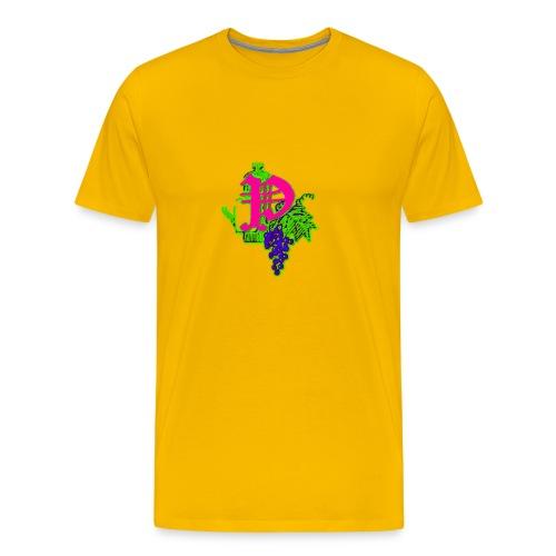 Paping Dranken Thermal - Mannen Premium T-shirt