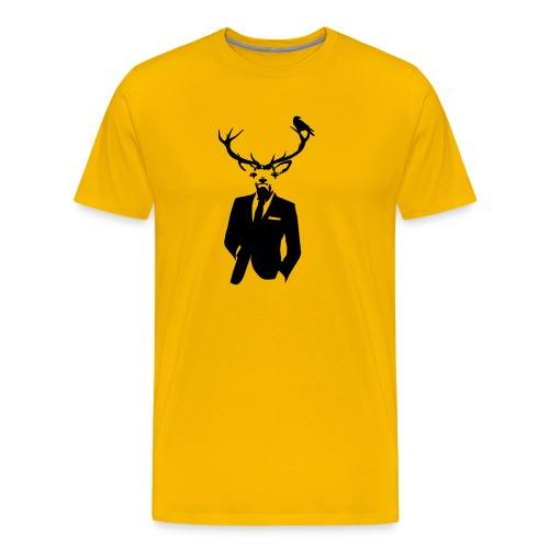 Reindeer Suit - Men's Premium T-Shirt