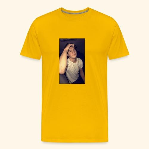 hansi - Premium T-skjorte for menn