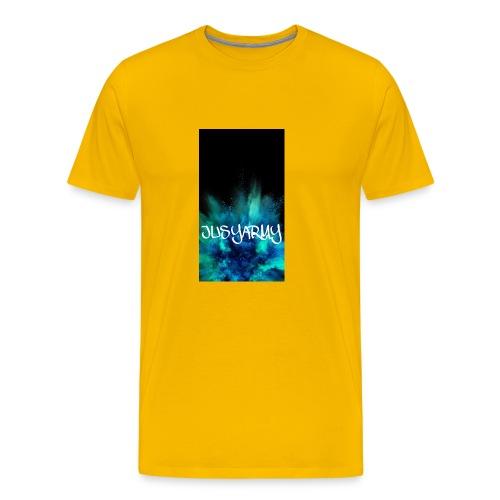 JUSYARMY PULLOVER - Männer Premium T-Shirt