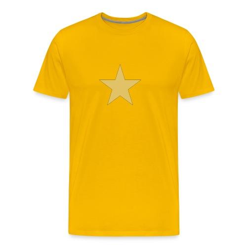 ardrossan st.pauli star - Men's Premium T-Shirt
