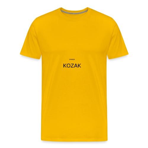 KOZAK - Koszulka męska Premium