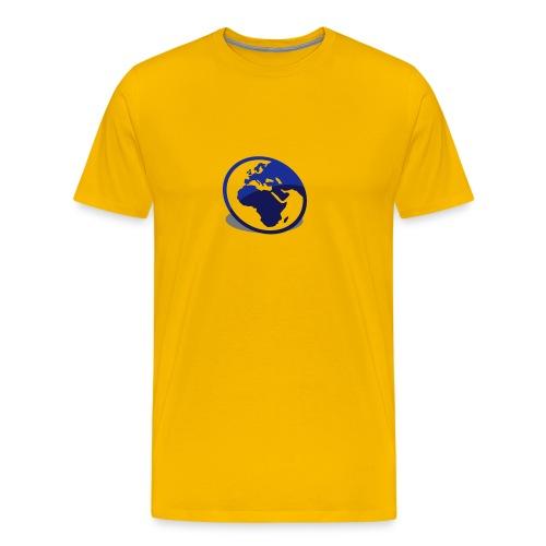 Social media icon - Männer Premium T-Shirt