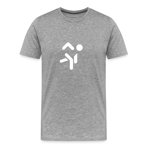 jumpstyle pop - Mannen Premium T-shirt