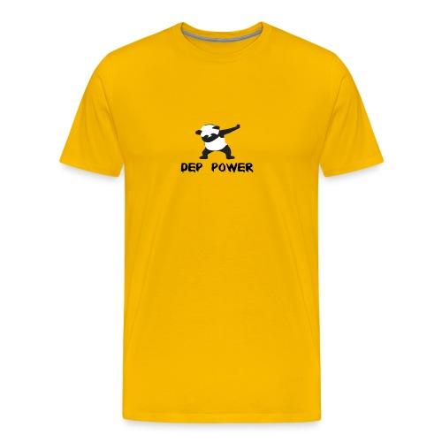 Dep Power kledij - Mannen Premium T-shirt