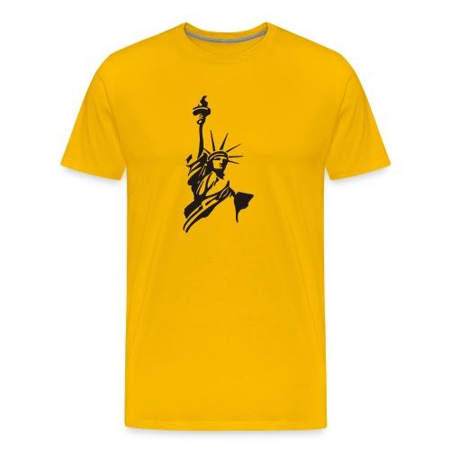 Liberty - Männer Premium T-Shirt