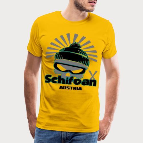 schifoan - Männer Premium T-Shirt