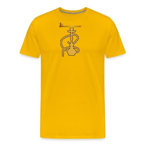 Hookah Magazin Fanshirt - Männer Premium T-Shirt