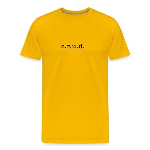 crud - Men's Premium T-Shirt