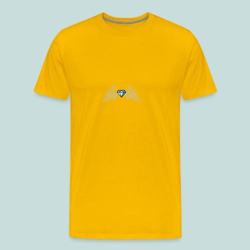 Bling angel - Men's Premium T-Shirt