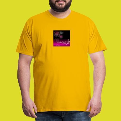 Neues Jahr - Männer Premium T-Shirt