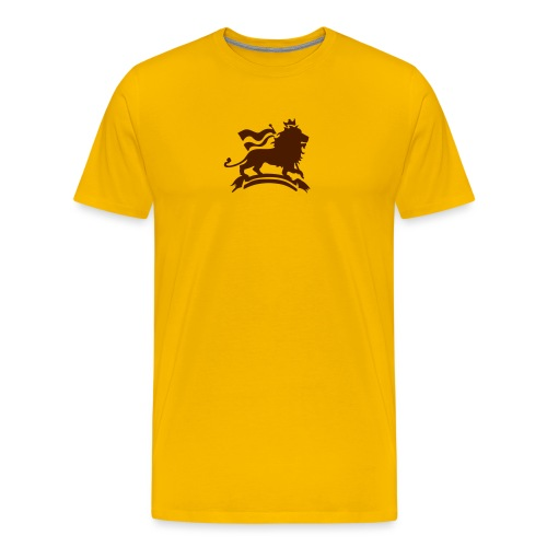 Lion of Judah - Männer Premium T-Shirt