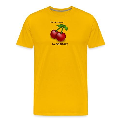 Ne me casse pas les C... - T-shirt Premium Homme