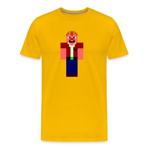 Hermandelul 4 png - Mannen Premium T-shirt