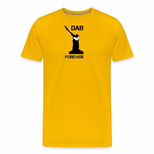 DAB FOREVER STATUE OF LIBERTY - Maglietta Premium da uomo