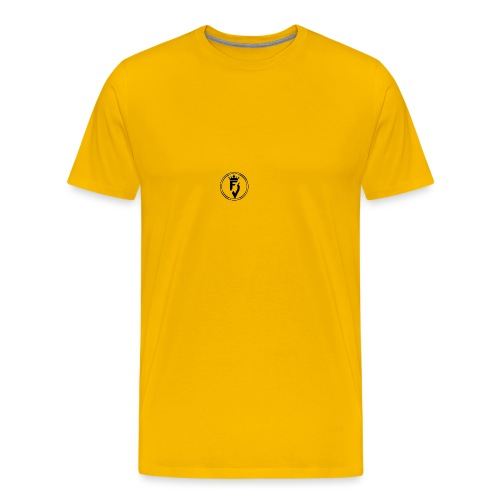 randomvids logo desing - Mannen Premium T-shirt