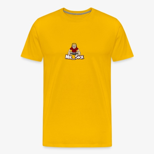 Mr_sick Logo - Men's Premium T-Shirt