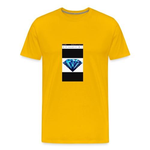 Black diomand - Men's Premium T-Shirt