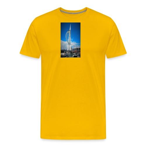 The Tower - Men's Premium T-Shirt