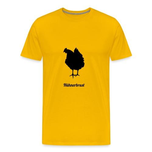 hühnerbrust - Männer Premium T-Shirt