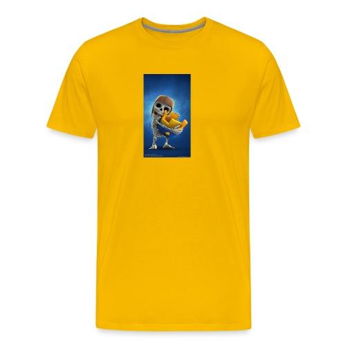 TheClashGamer t-shirt - Männer Premium T-Shirt