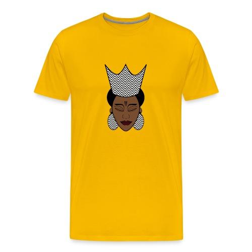 Queen Asanya - Men's Premium T-Shirt