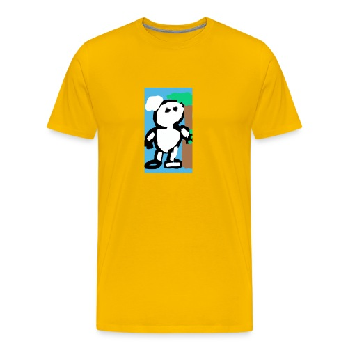 My_picture_15e3a009-de4e-43d4-8b17-af4a63f89127 - Mannen Premium T-shirt