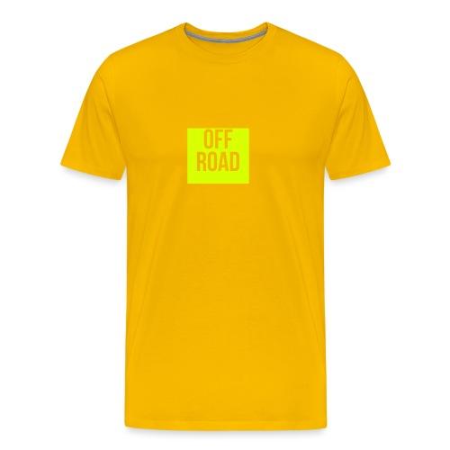 mannenweekend2017-shirt - Mannen Premium T-shirt