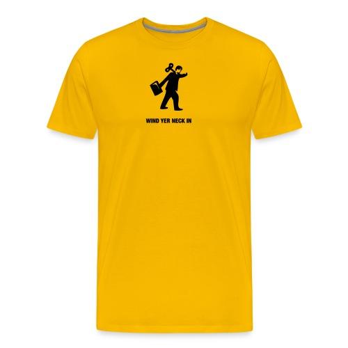 windyerneck - Men's Premium T-Shirt