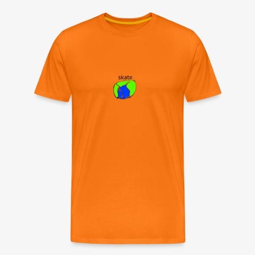 aiga cashier - Herre premium T-shirt