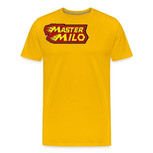 maître Milo - T-shirt Premium Homme