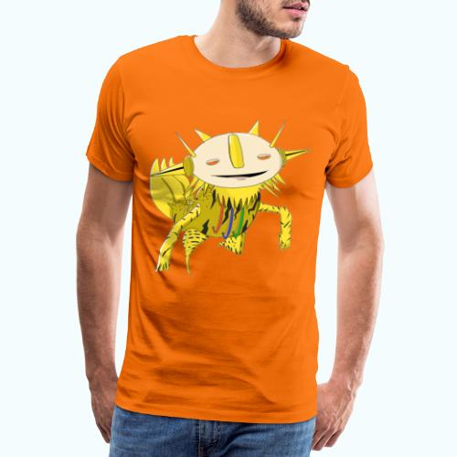SPIKIE 80s Comic - Men's Premium T-Shirt