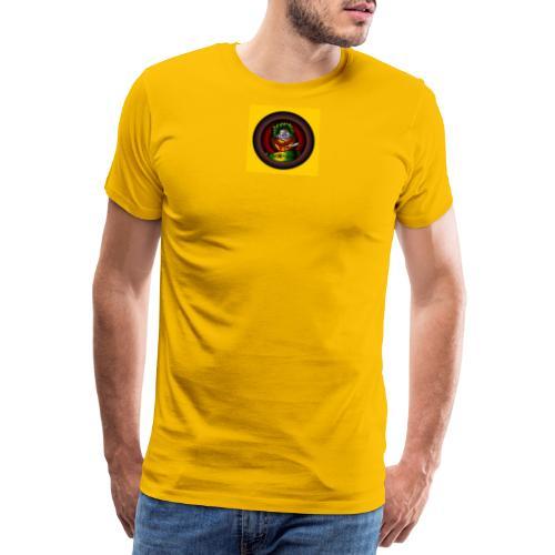 ALOE GIALLA - Maglietta Premium da uomo