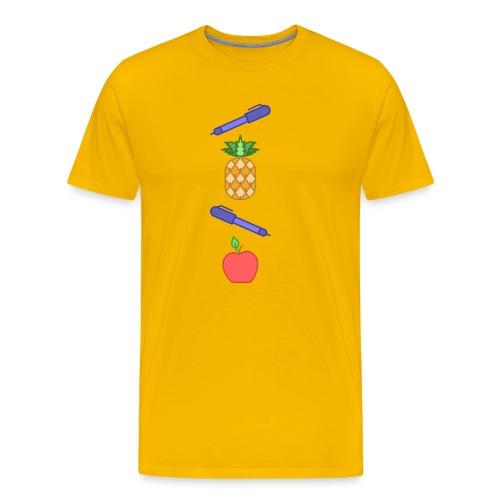 ppap - Men's Premium T-Shirt