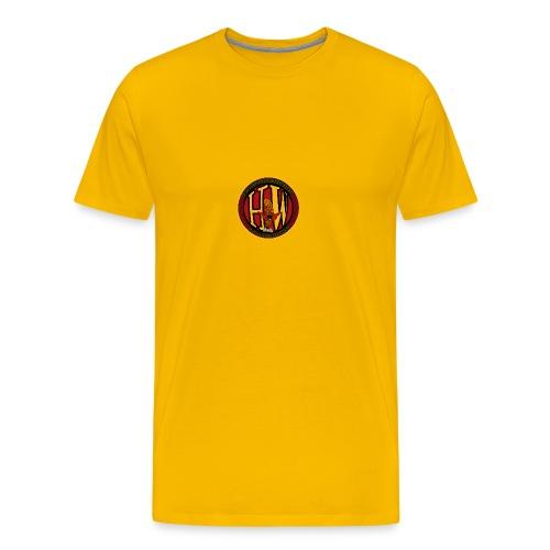 superhw stikker incl worst png - Men's Premium T-Shirt