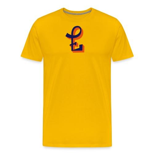 E - Barcelona 2 - Männer Premium T-Shirt
