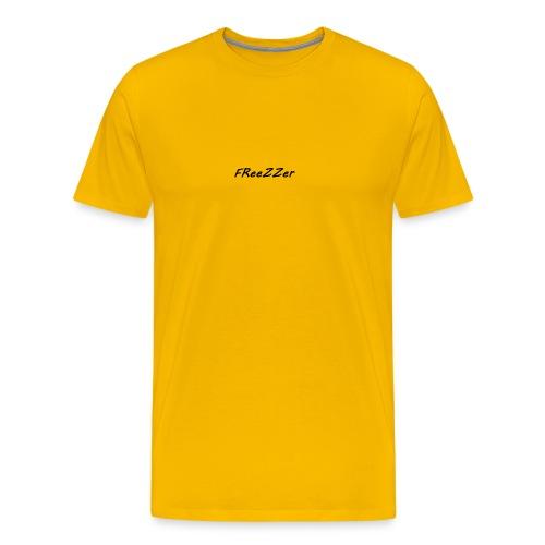 FReeZZer - Men's Premium T-Shirt