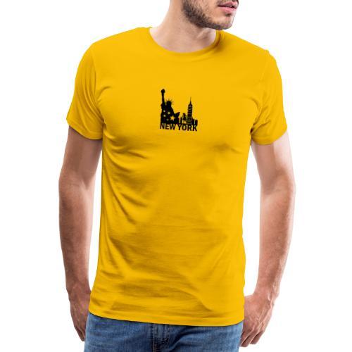 New York City Deluxe - Männer Premium T-Shirt