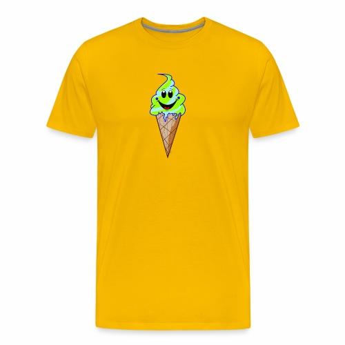 Mr./ Ms. Mint - Mannen Premium T-shirt
