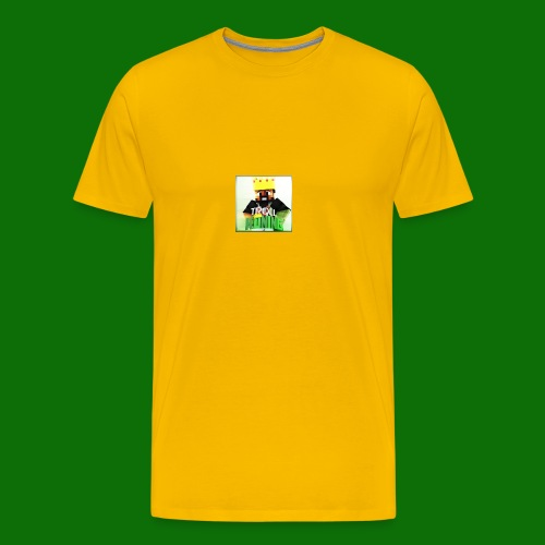 TrollKoning - Mannen Premium T-shirt