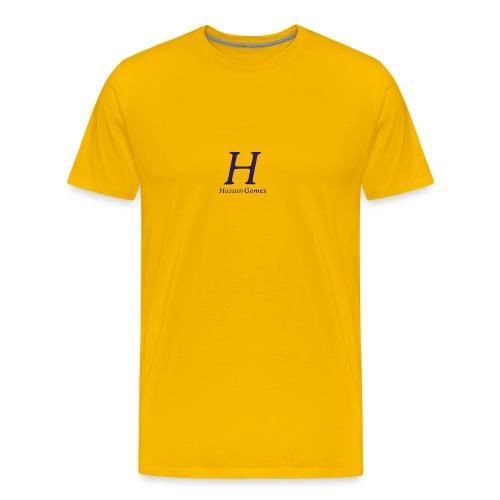 Hassan Gemas Network - Men's Premium T-Shirt