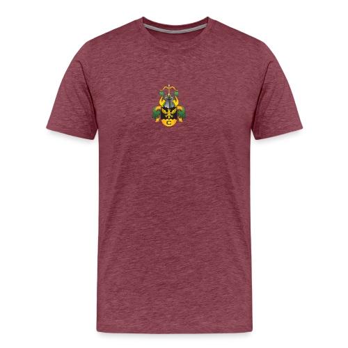 vaakuna, iso - Miesten premium t-paita