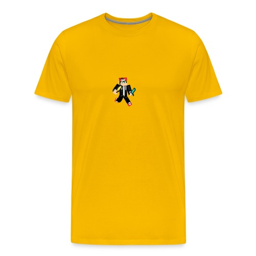 animated skin - Männer Premium T-Shirt