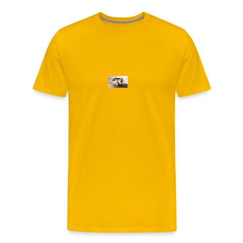 telefono - Camiseta premium hombre