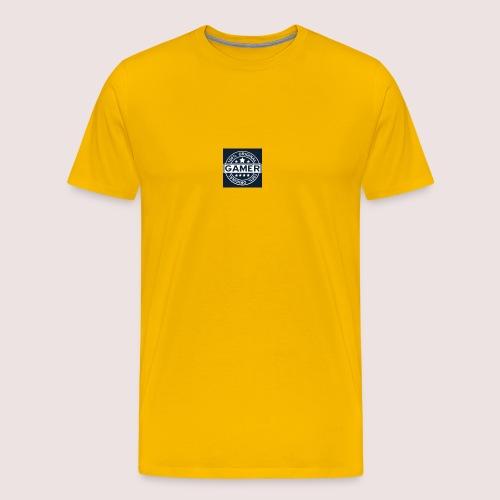 Gamer Logo - Männer Premium T-Shirt