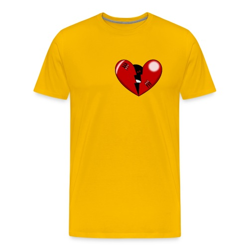 CORAZON1 - Men's Premium T-Shirt